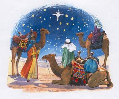 Los Tres Reyes Magos y Sus Regalos Los Tres Reyes Magos